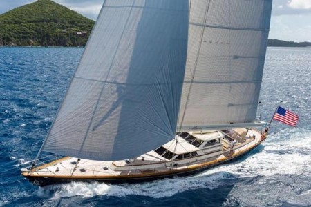 Sailing Yacht MARAE is offering 10 percent off charters booked from late April to June.