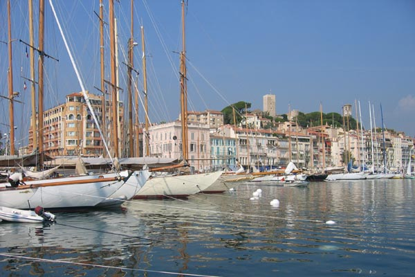 Cannes, South of France yacht charter