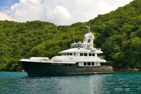 Motor yacht Vivierae