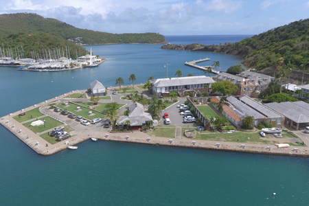 After the Storms – Antigua in great shape