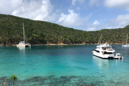 British Virgin Islands Yacht Charter Update…..