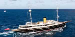 luxury motor yacht NERO