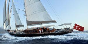 schooner REGINA