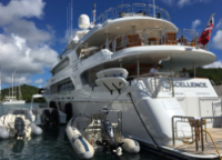 charter motor yachts