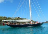 sailing yachts Caribbean charter