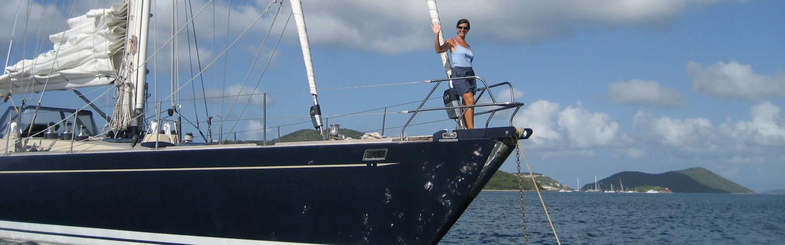 caribbean yacht charters