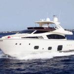 motor yacht La Pace