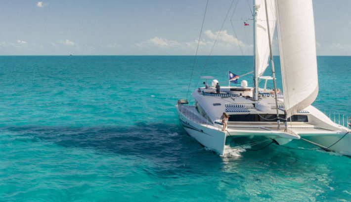 A Yacht of the Month – Blue Gryphon