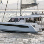 50ft Leopard catamaran Moon Blossom