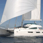 7ft Privilege catamaran Matau